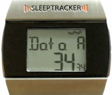 Sleeptracker Pro watch display